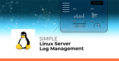 simple linux sever log management, easily track linux logs errors, cron activity, logins/ logouts and much more.