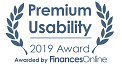 XpoLog's Rising Star Software Award 2019 - by Financial Online