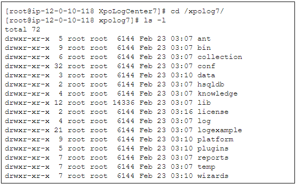 Add / Configure External Storage