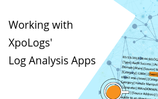 XpoLogs offers an automated log visualization and extraction of log data insights.
