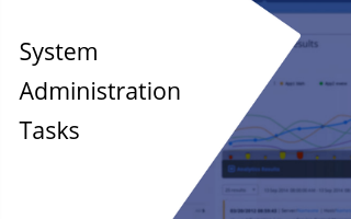 How to perform XpoLog system administrators are expected to perform basics tasks?