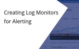 How to View and Add Log Monitors to XpoLog